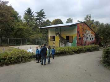 Zu Besuch im Neunkircher Zoo