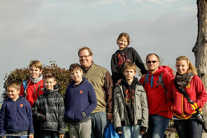 Ausflug zum Wildpark Potzberg