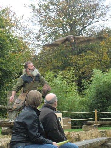 Ausflug Zoo Neunkirchen