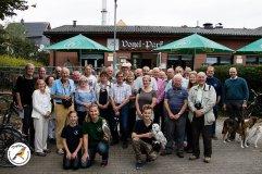 Besuch der Avicultural Society aus England