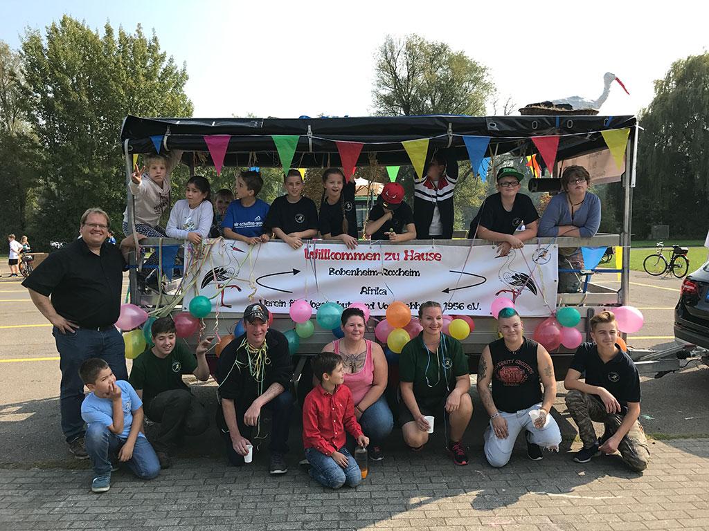 Kerweumzug Bobenheim-Roxheim 2017