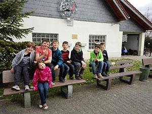 Jugendgruppe