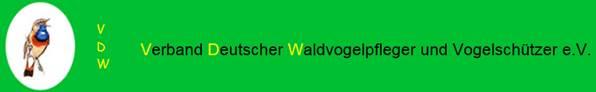 Verband Deutscher Waldvogelpfleger und Vogelschützer e.V