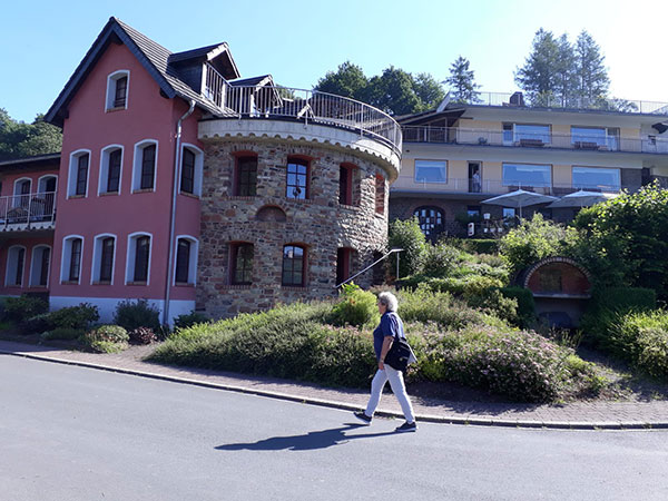Vogelpark macht Ausflug in die Eifel
