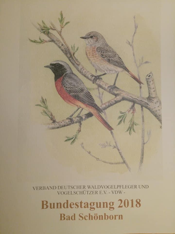 Tagung des Waldvogelverbandes
