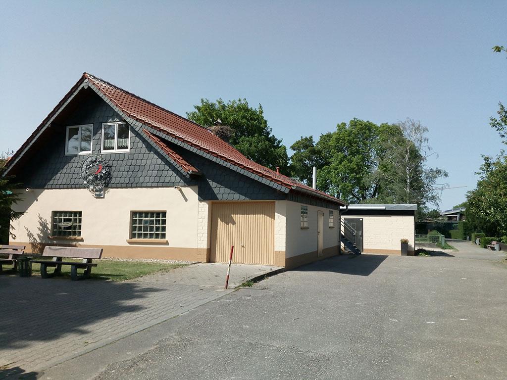 Renovierung der Fassade